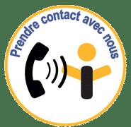 Prendre contact avec nous